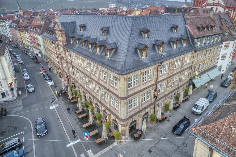 Ämtergebäude Würzburg