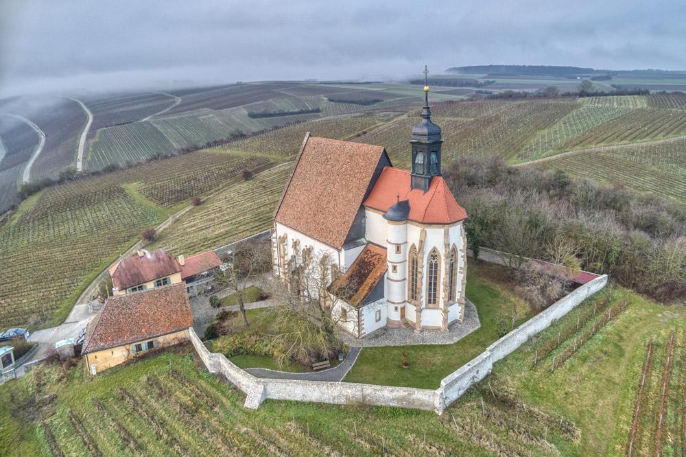 Wallfahrtskirche Maria Volkach