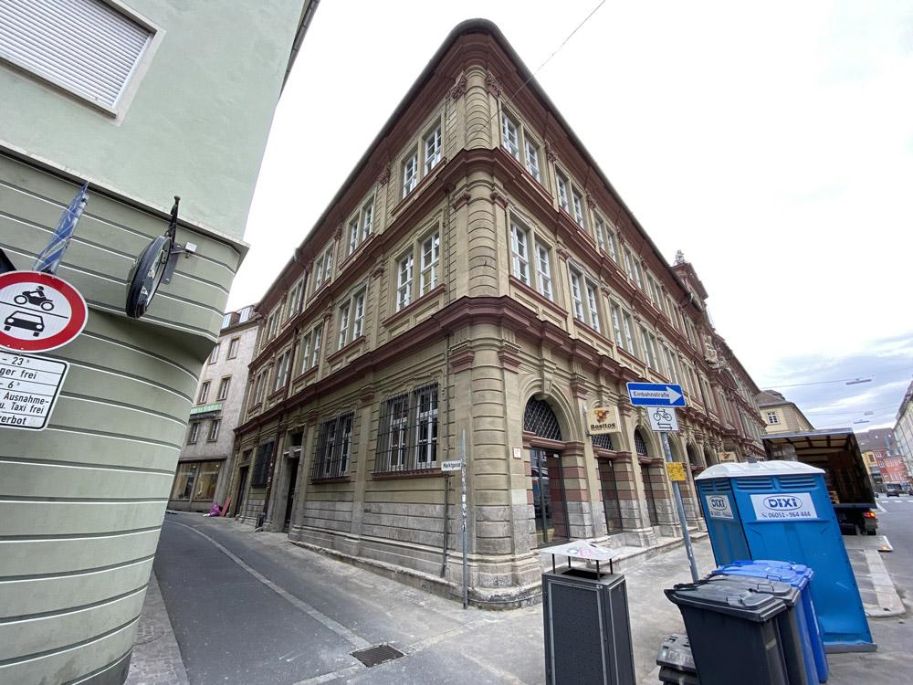 Würzburg - Ämtergebäude