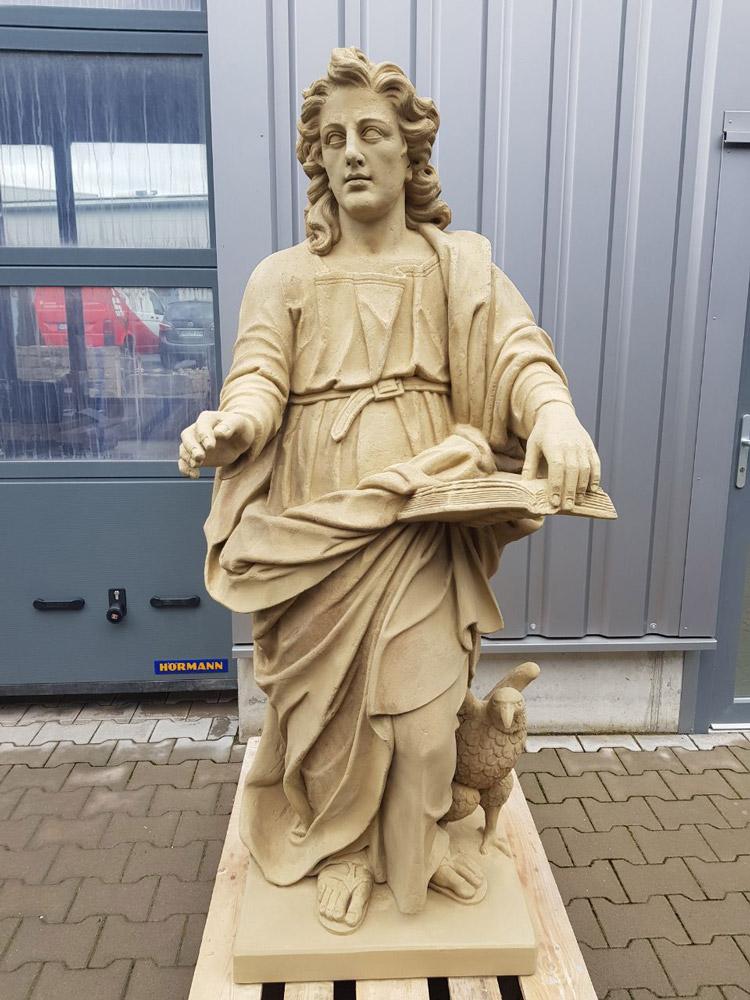 Johannes der Teufer Endzustand