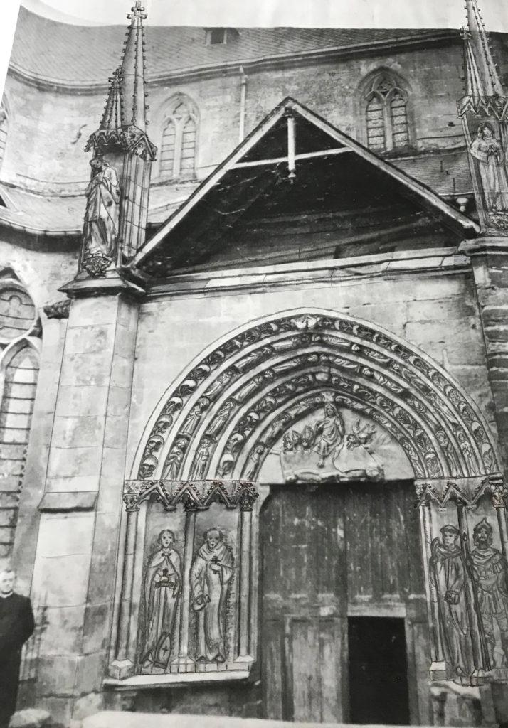 Tholey - Kloster - Portal
