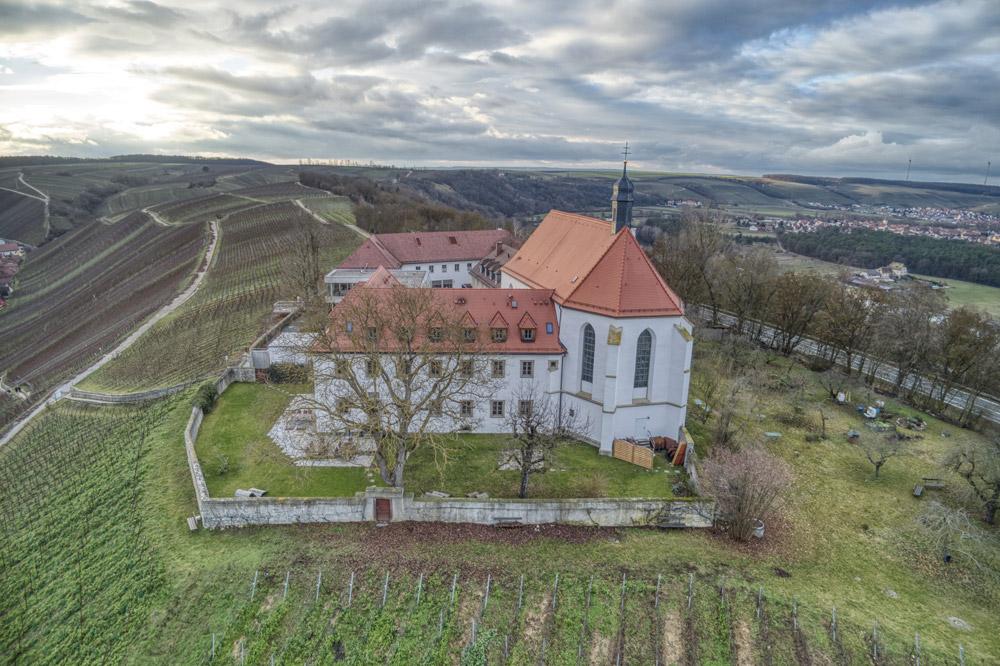 Vogelsburg Volkach